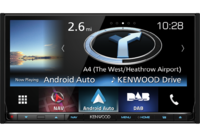 Kenwood DNX-8160DABS
