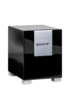 Quadral Qube 8 Active High Gloss Black