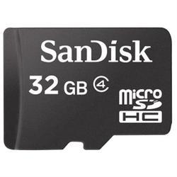SanDisk microSDHC 32GB (104374)