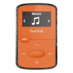 SanDisk MP3 Sansa Clip JAM 8 GB (139710) jasne oranžová