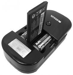 BRAUN 1-FOR-ALL-TRAVEL s LCD (21008800) univerzální nabíječka