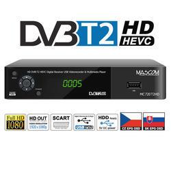 MASCOM MC720T2 HD - 1