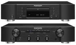 Marantz CD6006 + PM6006 Black - 1