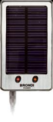 Brondi CH01 SOLAR solární nabíječka - 1