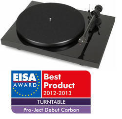 Pro-Ject Debut Carbon DC (2MRED) - 1