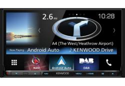 Kenwood DNX-8160DABS - 1