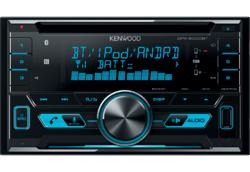 Kenwood DPX-5000BT - 1
