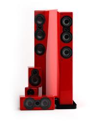 Scansonic HC-900 červený