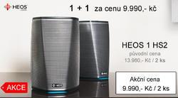 HEOS 1 HS2 (akce 2 kusy) - 1
