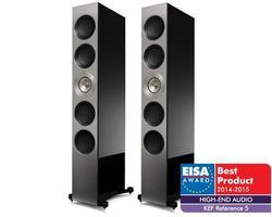 KEF Reference 5 Deep Piano Black - 1