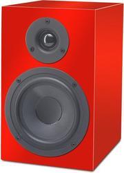 Pro-Ject Speaker Box 5 červená - 1