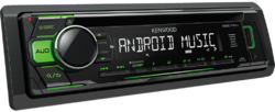 Kenwood KDC-110UG - 2