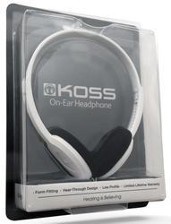 KOSS KPH8 White - 2
