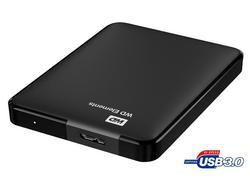 "Western Digital Elements Portable 750GB, 2.5"" (WDGWDBUZG7500ABKSN) - 2"