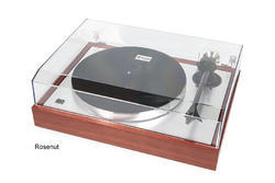 Pro-Ject The Classic Rosenut + 2M Silver - 2