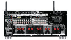 Onkyo TX-RZ1100 čierny - 2