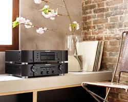 Marantz CD6006 + PM6006 Silver-Gold - 3