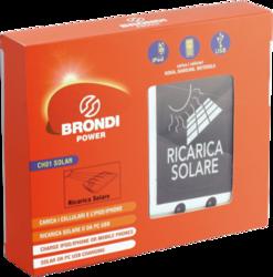 Brondi CH01 SOLAR solární nabíječka - 3