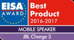 JBL Charge 3 modrý - 3