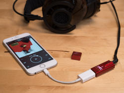 Audioquest DragonFly Red - 3