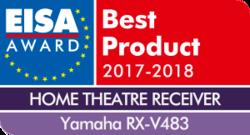 Yamaha RX-V483 BLACK - 3
