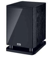 HECO Music Style Sub 25A Black piano/Ash Decor Black - 3