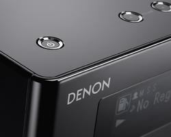Denon CEOL Piccolo N4 Black - 3