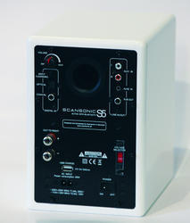 Scansonic S5 BT černý - 3