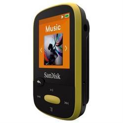 SanDisk MP3 Sansa Clip Sports 8 GB (123874) žltá - 4