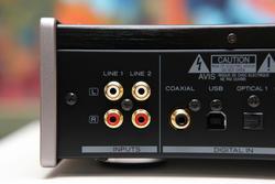 TEAC AI-501DA Silver - 4