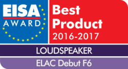 ELAC Debut F6 - 4