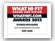 KEF LS50 High gloss white - 4