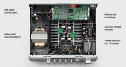 Yamaha R-N803D SILVER - 4