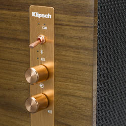 Klipsch The One Walnut - 4
