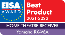 Yamaha RX-V6A BLACK - 5