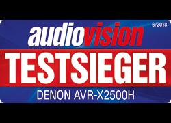 Denon AVR-X2500H - 5