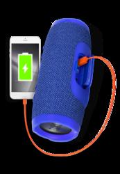 JBL Charge 3 modrý - 5