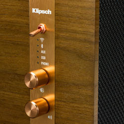 Klipsch The Three Walnut - 5