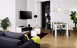 HAMA 108727 Nástěnný držák TV, 2 ramena (3 klouby), 200x200, 5* - 6
