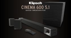Klipsch Cinema 600 5.1 - 6