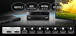 Yamaha RX-A870 BLACK - 6