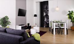 HAMA 108727 Nástěnný držák TV, 2 ramena (3 klouby), 200x200, 5* - 7