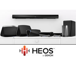 HEOS 5 HS2 White - 7